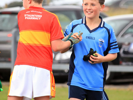 Paddy Golden Memorial U10 Blitz