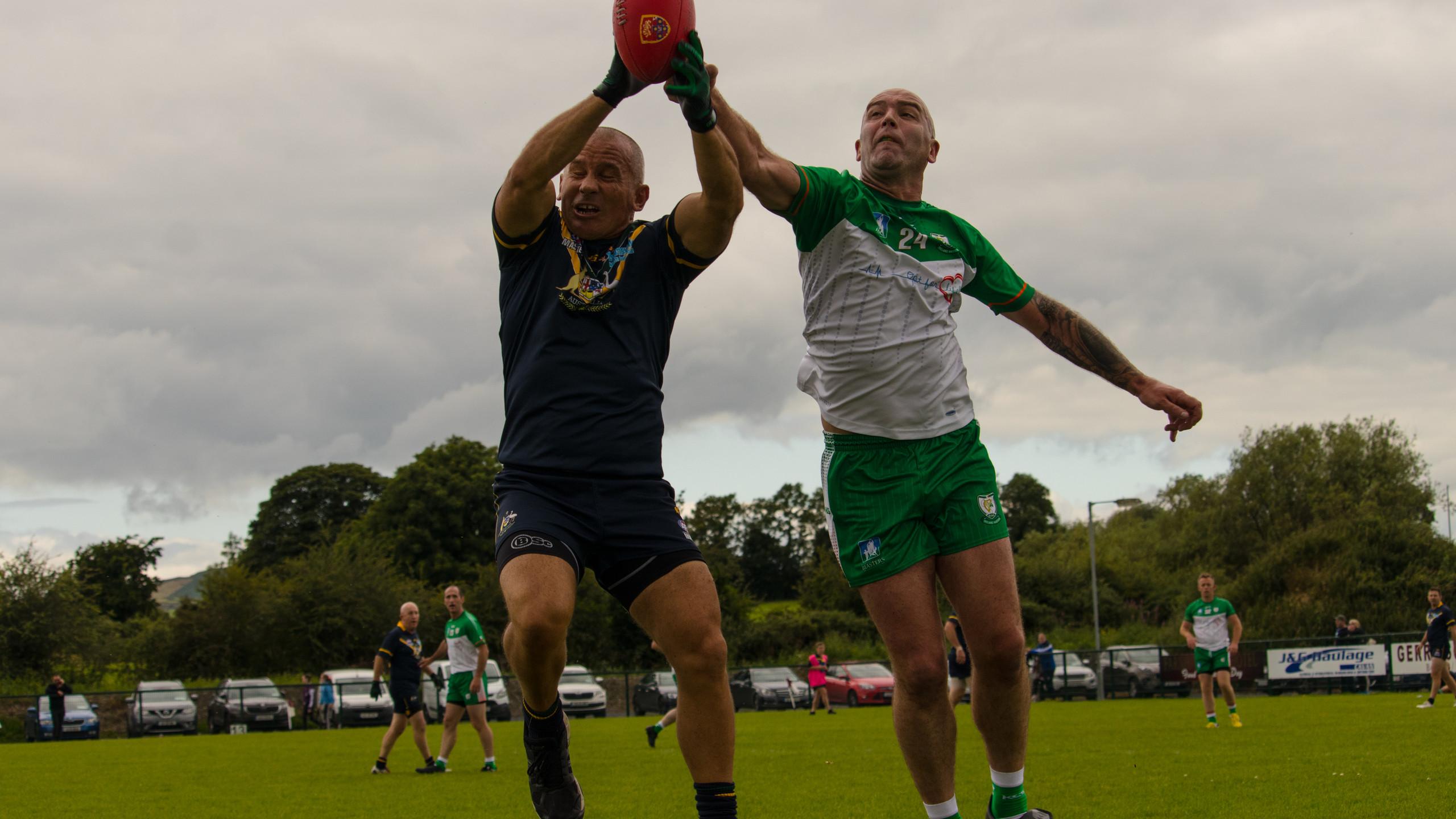 Gaelic Masters v AFL Masters-252