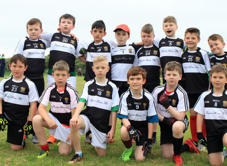 Another impressive performance from our U8's & U10's