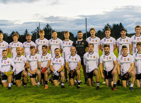 Three in a row for Cusack Cup Champions