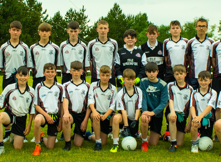 Feile gets underway with flying start for Kilmeena.