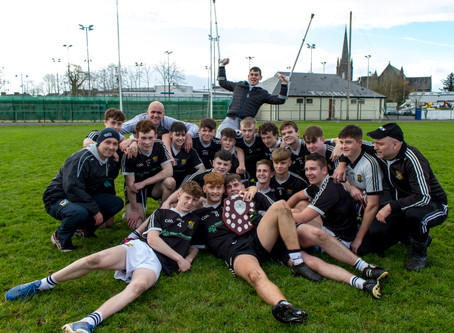 County title for Kilmeena Minors