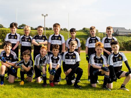 Kilmeena v Burrishoole U-11 boy's 21st June 2021