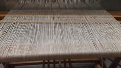 linen warped