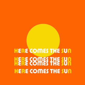 Here Comes The Sun - Project BEATLISH extra edition - ORANGE EP(2)