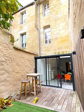 Maison T6 - 126m2 - Bordeaux St Michel/ Quais