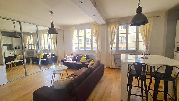 Appartement T2 Meublé - 50m2 - PARIS 16