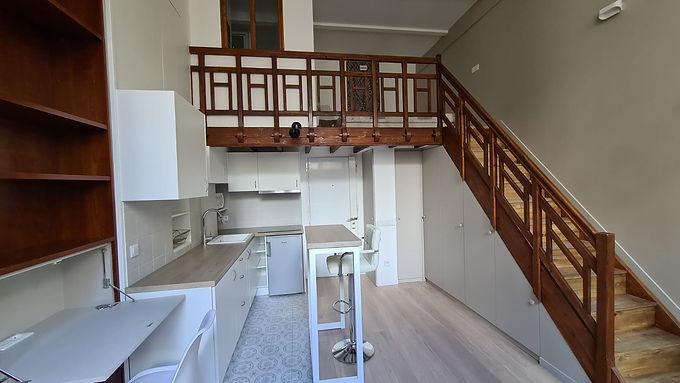 T2 duplex - Atelier d'Artiste - 29m²