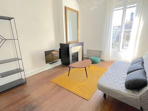Appartement T2 - 40m2 - Meublé- Bordeaux Chartrons