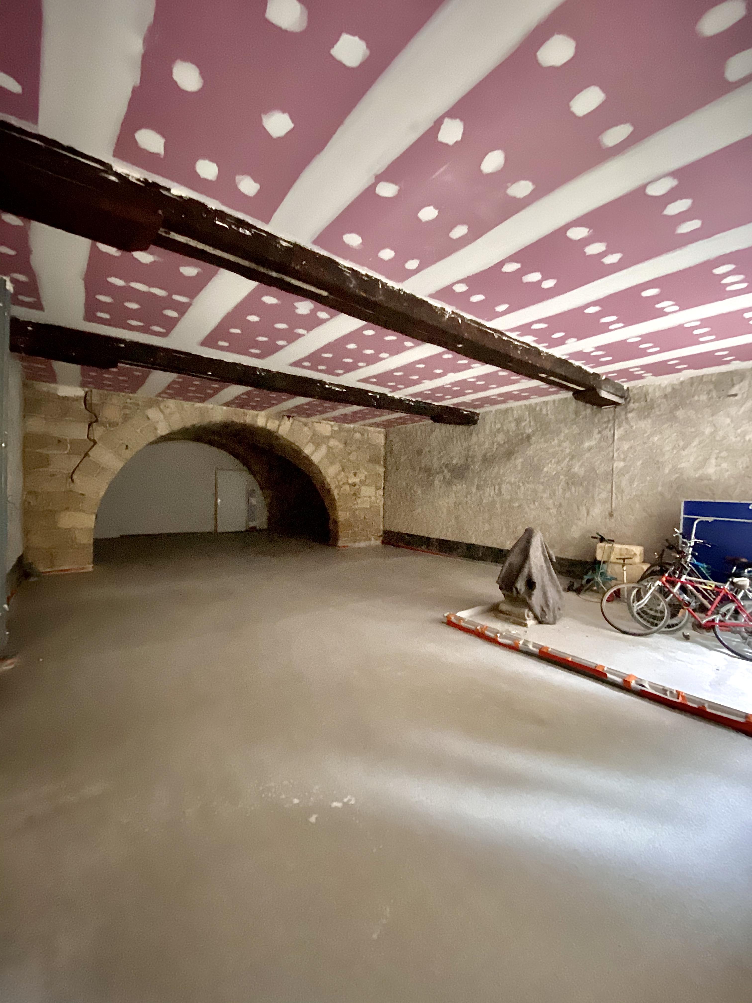 Chartrons plateau à rénover Bordeaux