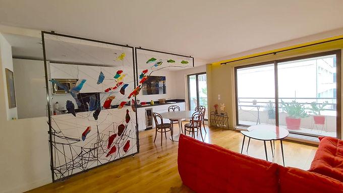 Appartement - 70m2 - PARIS 15