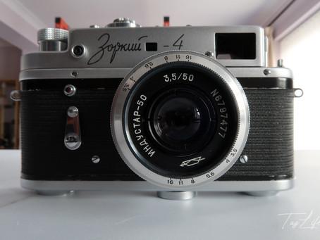 My Soviet-era Cameras!