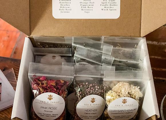 The Tea Spells Kit