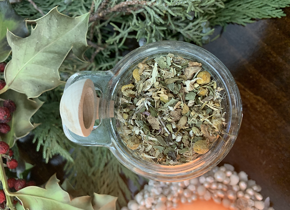 Winter Wellness: Cough & Cold Herbal Tea