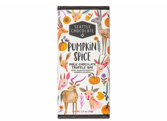Pumpkin Spice Truffle Bar
