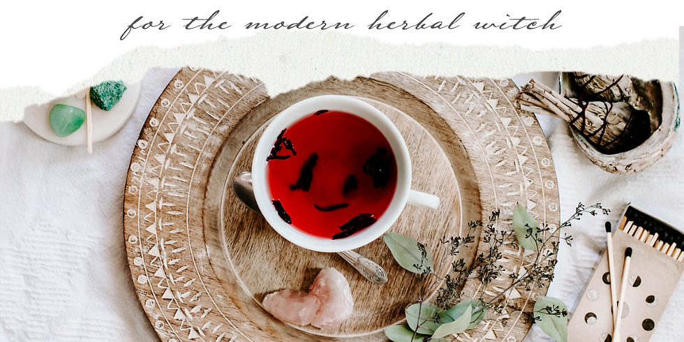 Tea Spells for Manifestation