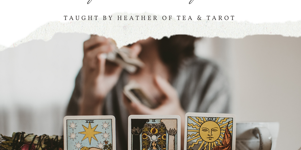 Holistic Tarot: Foundations in Tarot for Practitioners