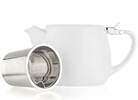 Porcelain Teapot Infuser 18.2 oz