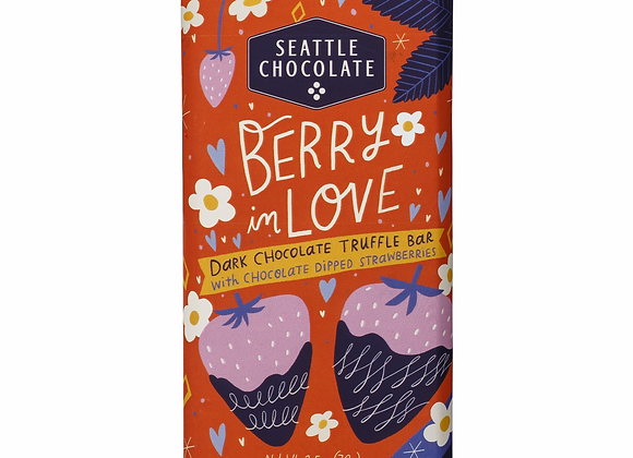 Berry in Love Truffle Bar