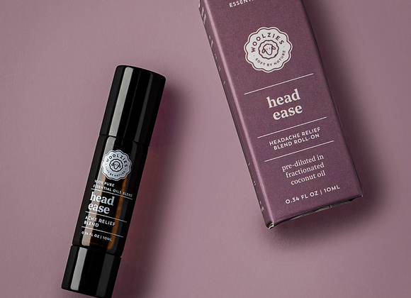 Head Ease Double Sided Roll-on Blend