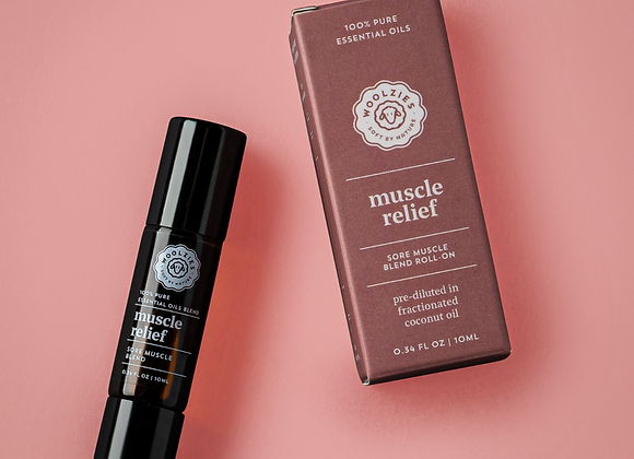Muscle Relief Double Sided Roll-on Blend