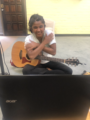 Virtual Music Class with the Prelude Music Foundation