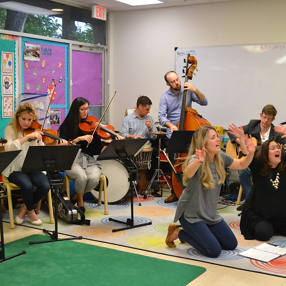 Family Engagement Concert at Shearn Elementary