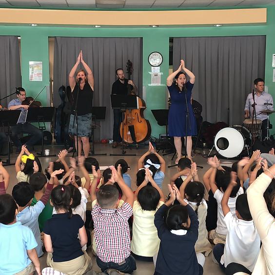Family Engagement Concert at Ninfa Laurenzo ECC