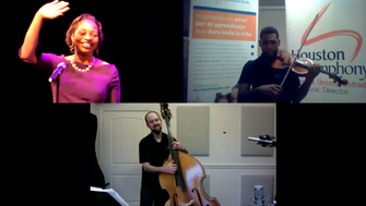 Virtual Concert with Collaborative for Children and the Prelude Music Foundation