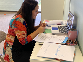 Professional Development for Collaborative for Children with the Prelude Music Foundation