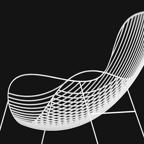Andrew Edge Design Satellite Chair