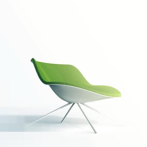 Andrew Edge Design Lilypad Chair