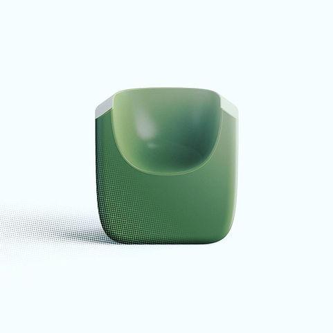Andrew Edge Design Scoop Chair