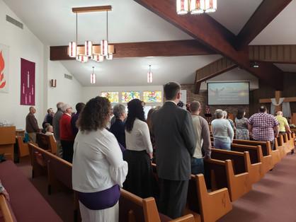 Sunday Worship 2