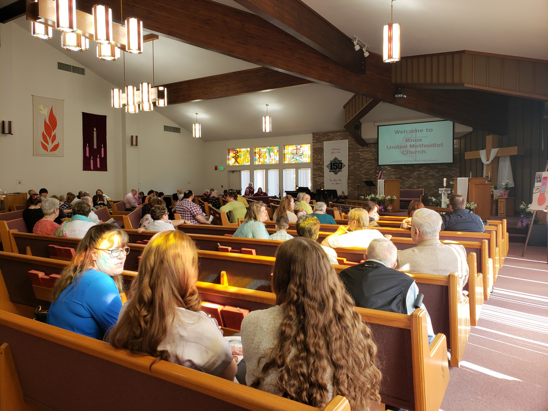 Sunday Worship 1