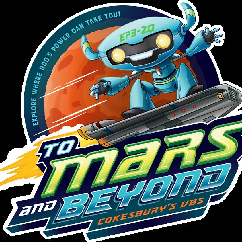 """To Mars And Beyond!"""