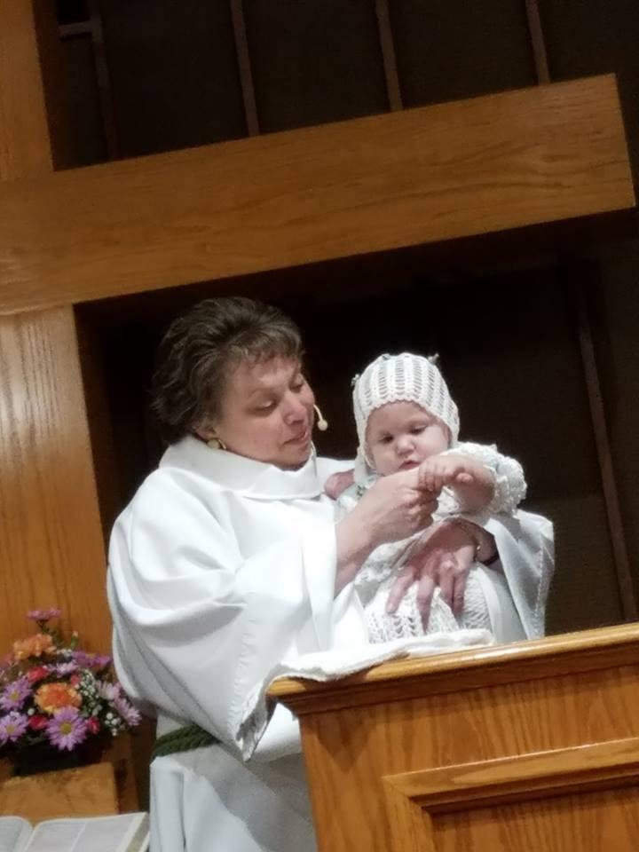Pastor Sheri and Summer