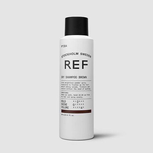 REF Dry Shampoo BROWN