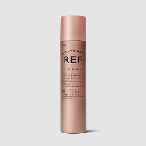 REF Hold and Shine Spray