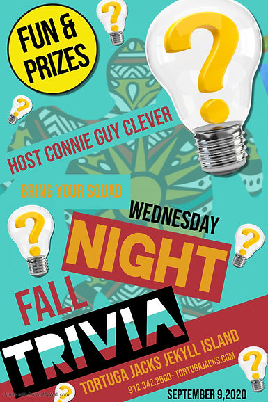 Copy of Trivia Poster - Made with Poster