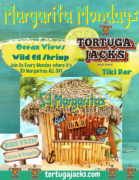 Copy of Margarita Summer Flyer Jimmy Buf