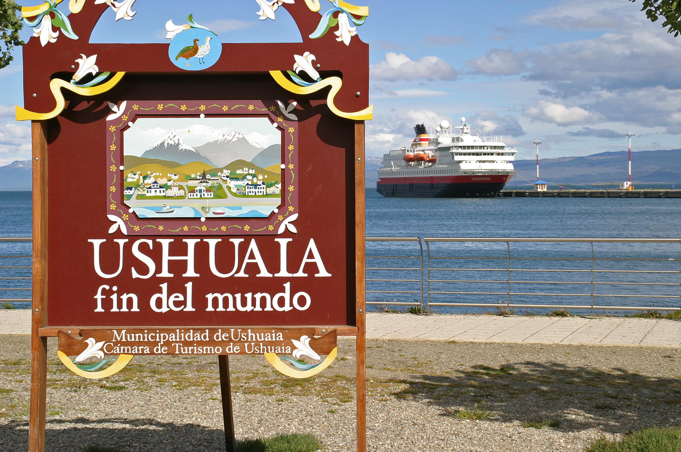 Ushuaia: Gate to Antarctica OL