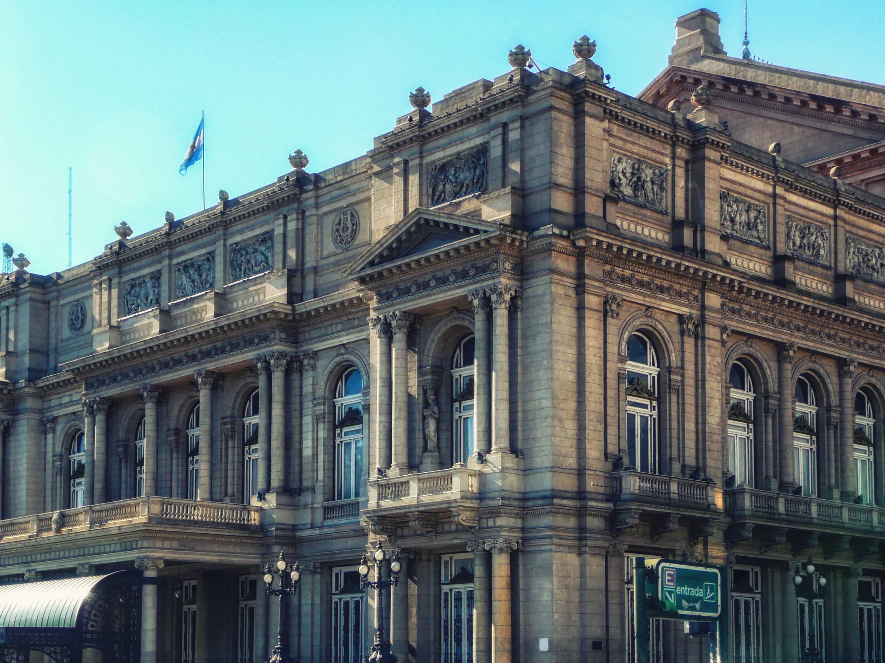 Buenos Aires: The Best Concert Hall OL