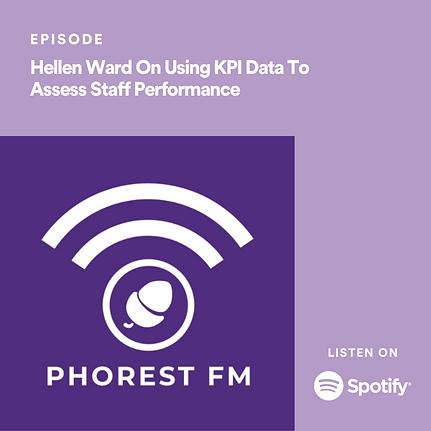 Phorest FM Episode 186 Hellen Ward Promo