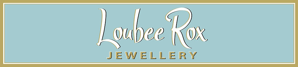 Logo of Loubee Rox Jewellery