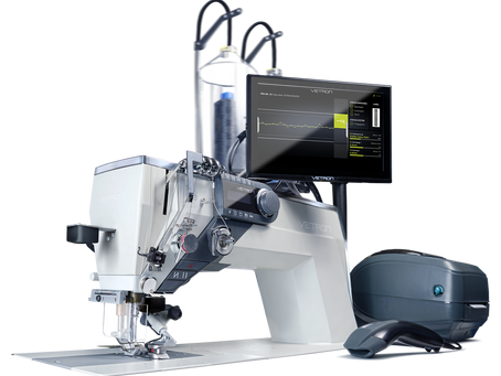 NEW 5700//5710 - SIDE AIRBAG SEWING MACHINE FOR DOCUMENTED SEAMS