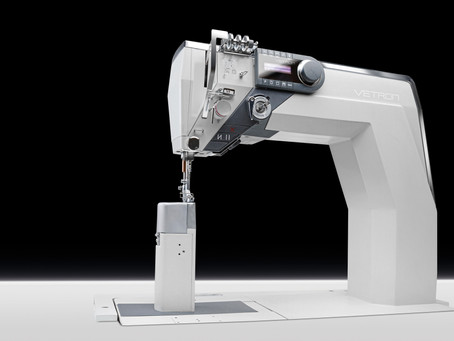 NEW VETRON 5340 POSTBED SEWING MACHINE WITH LEFT POST