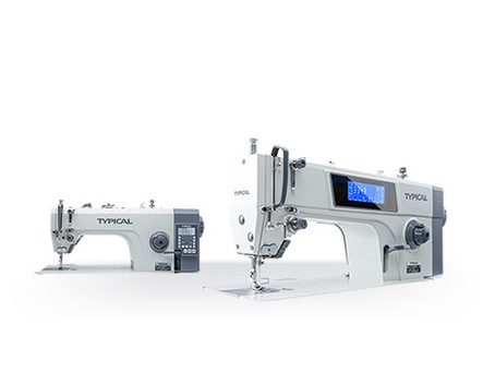 TYPICAL presents the new lockstitch fast seamer GC6880 & GC6890 with a very attractive price.