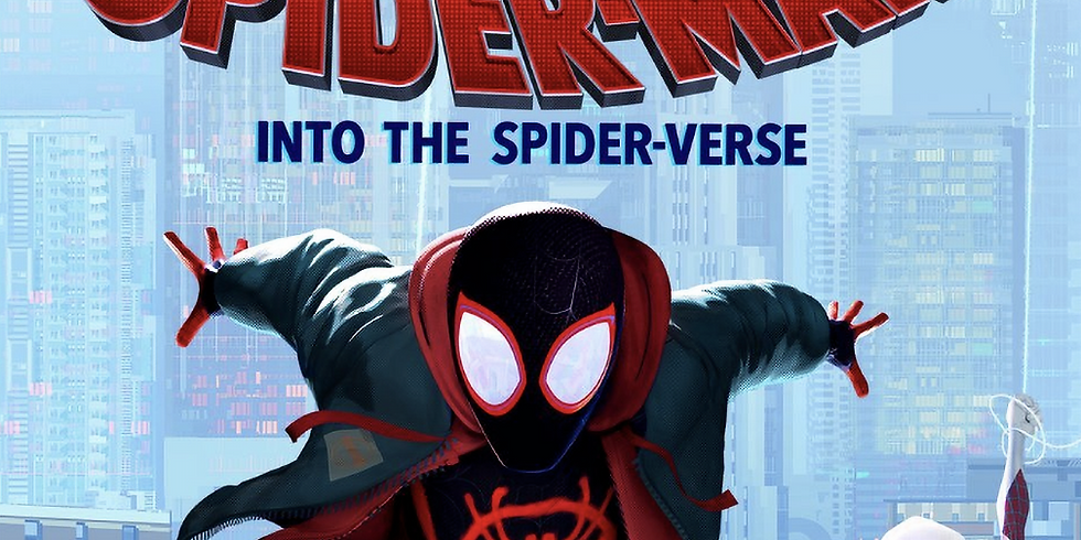 MOVIE IN THE PARK: Spiderman: Into the Spider-Verse