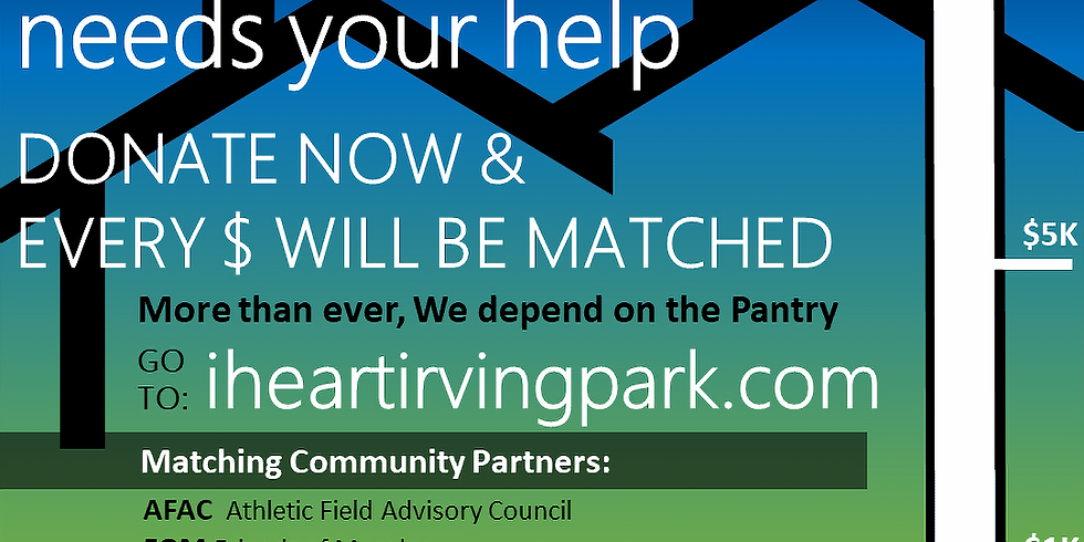 Support the Irving Park Food Pantry